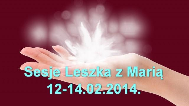 Leszek i Maria 12-14.02.2014